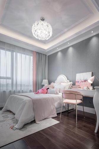 120平米欧式风格青少年房装修案例