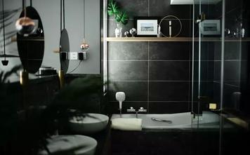 富裕型130平米四室一厅轻奢风格卫生间效果图