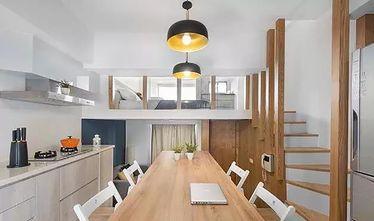 30平米超小户型现代简约风格楼梯间装修图片大全