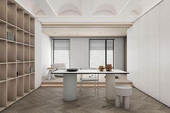 豪华型140平米别墅现代简约风格书房装修图片大全