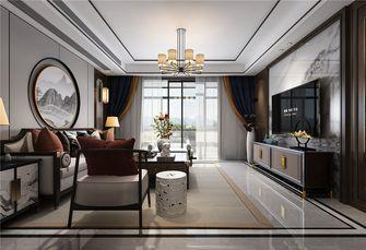 10-15万140平米别墅中式风格客厅装修效果图