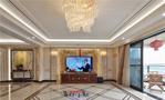 豪华型140平米四新古典风格客厅图