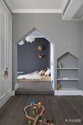 豪华型140平米四法式风格青少年房装修效果图