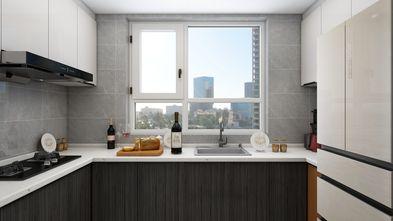 10-15万120平米三室一厅港式风格厨房图