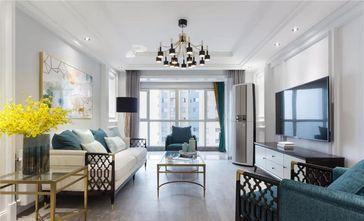 10-15万140平米三现代简约风格客厅欣赏图