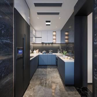 20万以上140平米中式风格厨房图