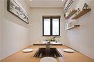 90平米复式日式风格其他区域装修效果图