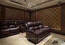 20万以上140平米别墅美式风格影音室装修图片大全