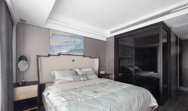 5-10万100平米三室两厅中式风格卧室装修效果图