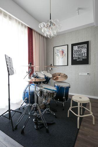 90平米三现代简约风格影音室欣赏图