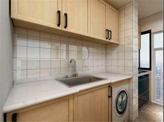 5-10万50平米公寓日式风格厨房设计图