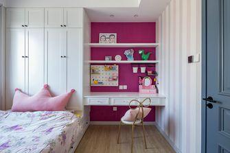 15-20万130平米四室两厅北欧风格卧室欣赏图