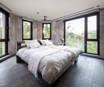 豪华型140平米别墅港式风格卧室效果图