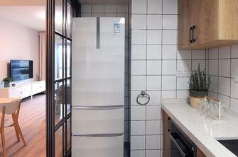 3-5万80平米一室一厅现代简约风格厨房效果图