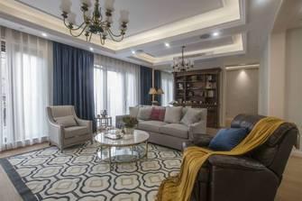 经济型140平米四室一厅美式风格餐厅装修效果图