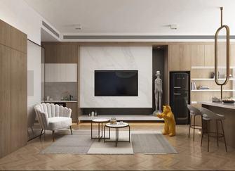 30平米小户型混搭风格客厅装修案例