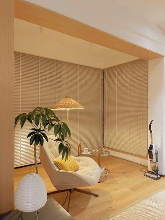 富裕型110平米日式风格阳台设计图