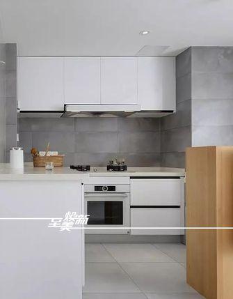 10-15万80平米日式风格厨房设计图