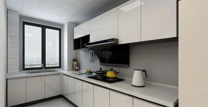 经济型现代简约风格厨房设计图