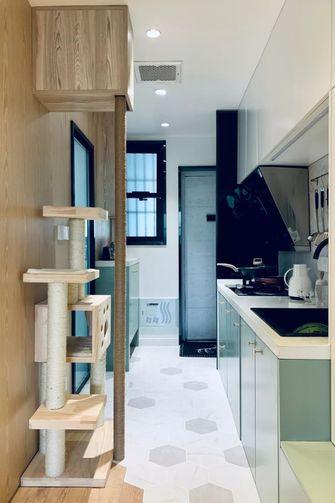 3万以下30平米小户型混搭风格厨房设计图