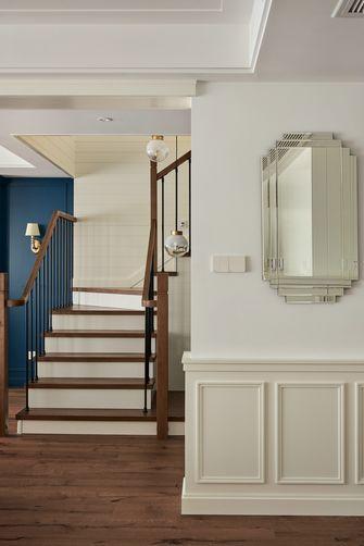 20万以上140平米四轻奢风格楼梯间装修图片大全