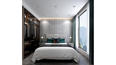 富裕型140平米四中式风格卧室装修图片大全