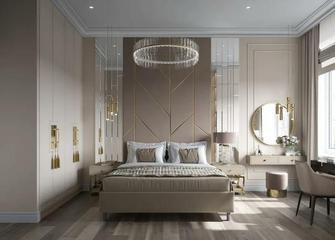 60平米公寓北欧风格卧室图