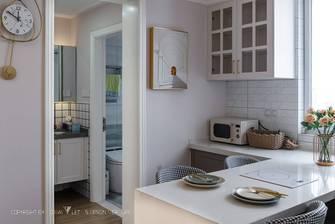 豪华型140平米四室三厅法式风格餐厅效果图