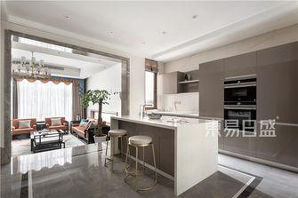 豪华型140平米别墅中式风格厨房装修案例