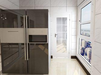 富裕型90平米三欧式风格厨房图片大全