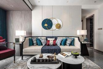 豪华型140平米三室一厅中式风格客厅设计图