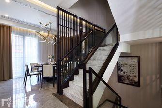 豪华型140平米别墅中式风格楼梯间欣赏图
