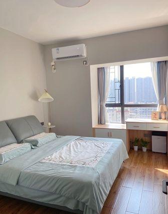 经济型90平米三室两厅现代简约风格卧室效果图