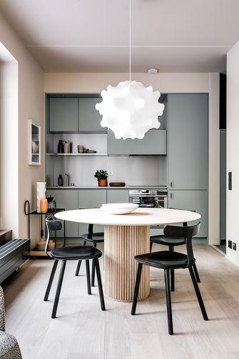 5-10万30平米以下超小户型北欧风格餐厅效果图