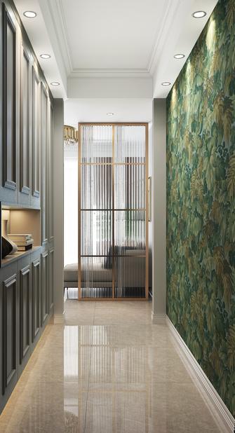 20万以上60平米公寓法式风格玄关效果图