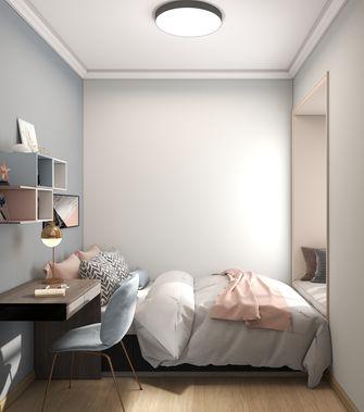 10-15万80平米三室两厅现代简约风格青少年房装修案例