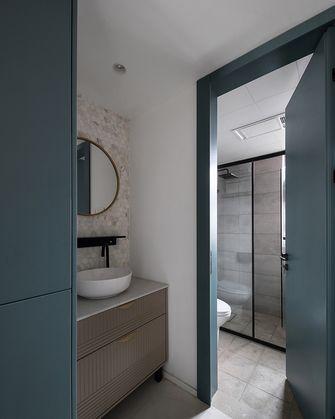 80平米公寓北欧风格卫生间效果图