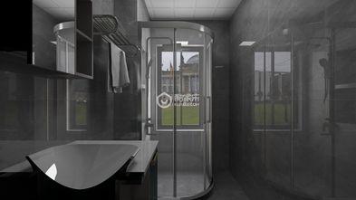 110平米三室两厅欧式风格卫生间设计图