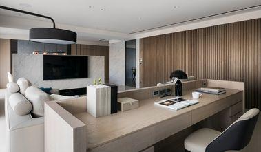 15-20万130平米三室两厅现代简约风格客厅图片