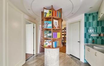 20万以上120平米三室两厅现代简约风格书房图片大全