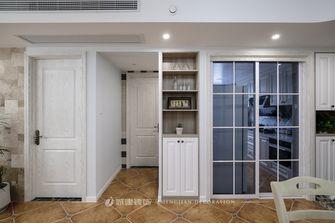 10-15万130平米三室一厅美式风格玄关图片大全