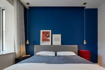 富裕型北欧风格卧室装修图片大全