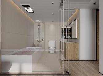 豪华型80平米日式风格卫生间效果图