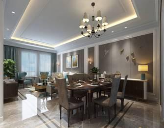 140平米新古典风格餐厅装修效果图