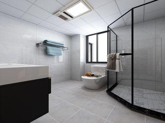 经济型140平米四室一厅现代简约风格卫生间效果图