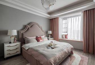 110平米三轻奢风格卧室欣赏图