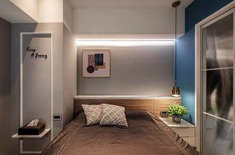 3万以下70平米北欧风格卧室欣赏图