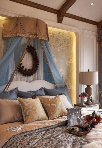 3万以下100平米三室一厅地中海风格客厅设计图