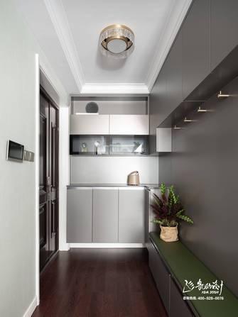 140平米四室两厅港式风格玄关装修案例