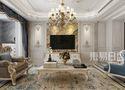 富裕型140平米四室两厅欧式风格客厅效果图